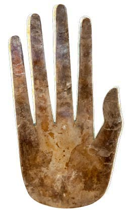 Hopewell Effigy Hand