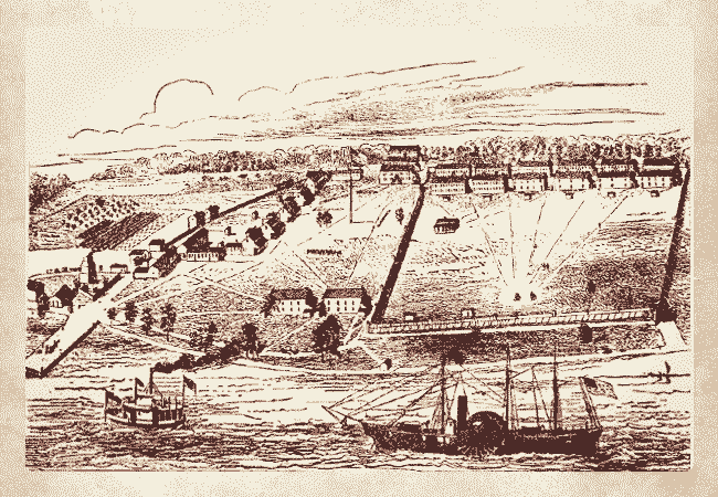 1864 : Escaping Confederate Prisoners Pass Through Michigan on the Route to Freedom
